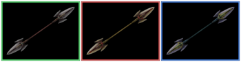 DW Strikeforce - Dual Spear 4