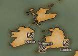 British Isles - Port Map 3 (UW5)