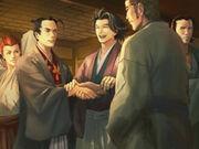Satchoudoumei-ishinarashi-ryomaden