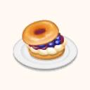 File:Bagel Sandwich - Cream Cheese (TMR).png