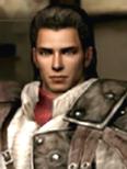 Bladestorm - Male Mercenary Face 7