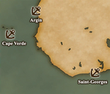 West Africa - Port Map 1 (UW5)