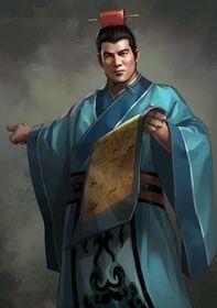 ROTK12 Lu Kai