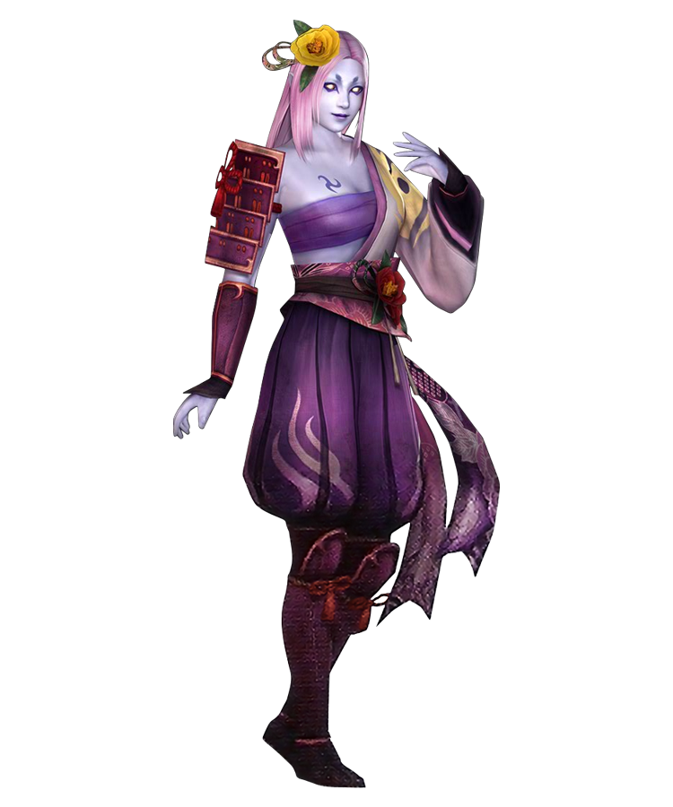 Warriors Orochi 3 Ultimate Multi Attribute: Image - Lady Momosame Full-SW3.png