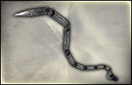 Chain Whip - 1st Weapon (DW8)