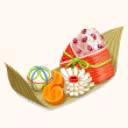 File:Zashiki Warashi's Azuki Rice Ball (TMR).png