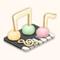 Polka Cream Daifuku (TMR)