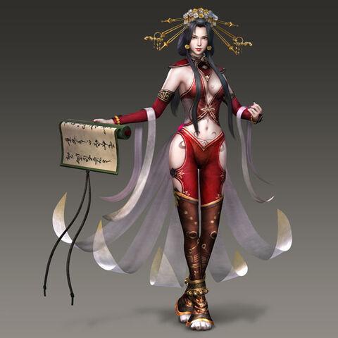 File:Mae Tamamo Costume (WO3U DLC).jpg
