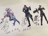 Autographs (DWEKD)