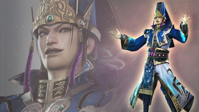 File:Sima Yi Wallpaper (WO3 DLC).jpg
