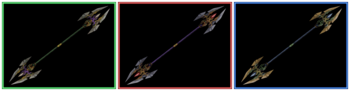 DW Strikeforce - Dual Spear 7
