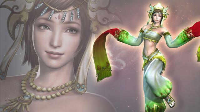 File:Sanzang Wallpaper (WO3 DLC).jpg