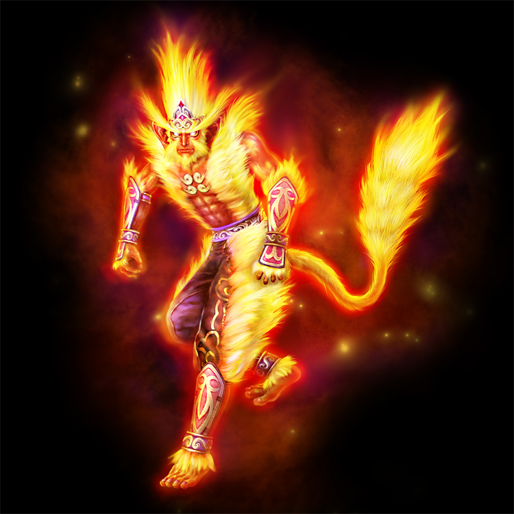 Warriors Orochi 3 Ultimate Multi Attribute: Image - SunWukong-StrikeforceCostume-DLC-WO3.jpg