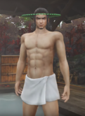 Zhou Cang - Bath Outfit (MS)