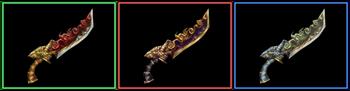 DW Strikeforce - Twin Daggers 12