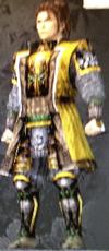 Righteous Cause Armor (Kessen III)