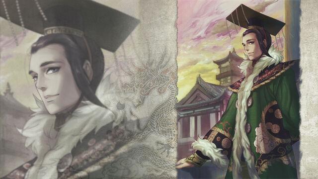 File:Treasure Box Artwork Wallpaper 42 (DW7 DLC).jpg