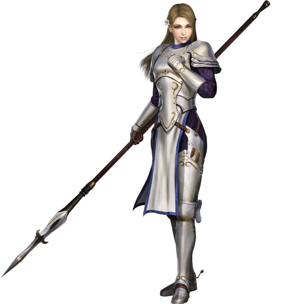 Warriors Orochi 3 Gameplay: Image - WO3-Joan Of Arc.png