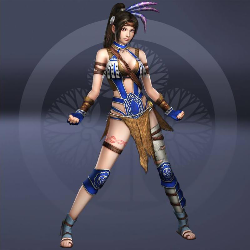 Warriors Orochi 4 Dlc November 29: Image - Ina Special Clothes (SW4 DLC).jpg
