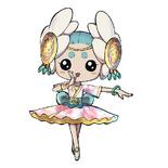 Netaballerina Yuji (YKROTK)