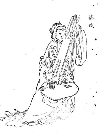 File:Cai Wenji Illustration.png