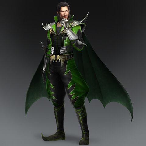 File:Zhuge Liang Job Costume (DW8 DLC).jpg