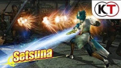 Warriors All-Stars - Setsuna Highlight