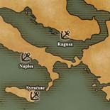Adriatic Sea - Port Map 3 (UW5)