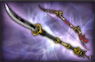 3-Star Weapon - Black Dragon Naginata