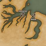Amazon River - Port Map 2 (UW5)
