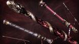 Wu Weapon Wallpaper 11 (DW8 DLC)