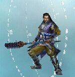 DW6E - DW5 Xiahou Dun