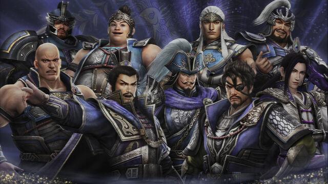 File:Wei Character Wallpaper (DW8 DLC).jpg