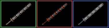 DW Strikeforce - Twin Rods 2