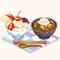 Anmitsu & Pork Kimchi Bowl (TMR)