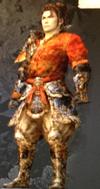 Wind Cloud Armor (Kessen III)