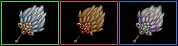 DW Strikeforce - Feather Fan 2