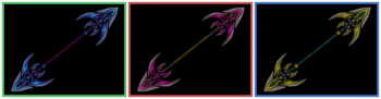 DW Strikeforce - Dual Spear 11