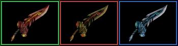 DW Strikeforce - Twin Daggers 9