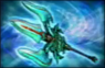 Mystic Weapon - Tadakatsu Honda (WO3U)