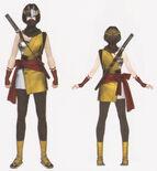 Female Ninja Concept (SW4)