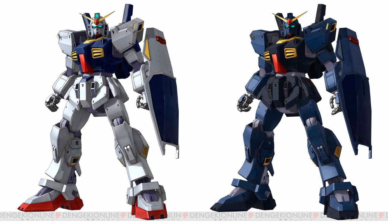 Gundam Mk-II | Koei Wi...