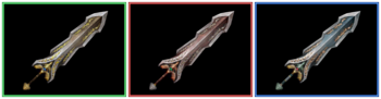 DW Strikeforce - Great Sword 6