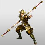Hideyoshi Toyotomi SW1 Costume (SW4 DLC)