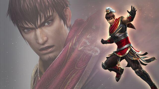 File:Sun Ce Wallpaper (WO3 DLC).jpg