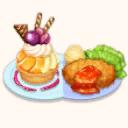 File:Fruit Tart & Katsuretsu Combo (TMR).png
