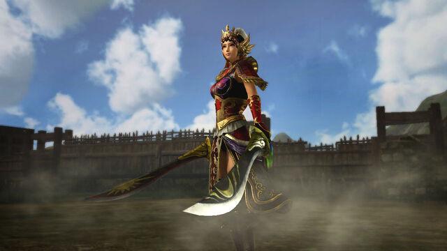 File:Twin Swords Weapon Screenshot (DW7E DLC).jpg