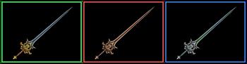 DW Strikeforce - Long Sword 7