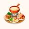 Special Cheese Fondue (TMR)