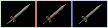 DW Strikeforce - Sword